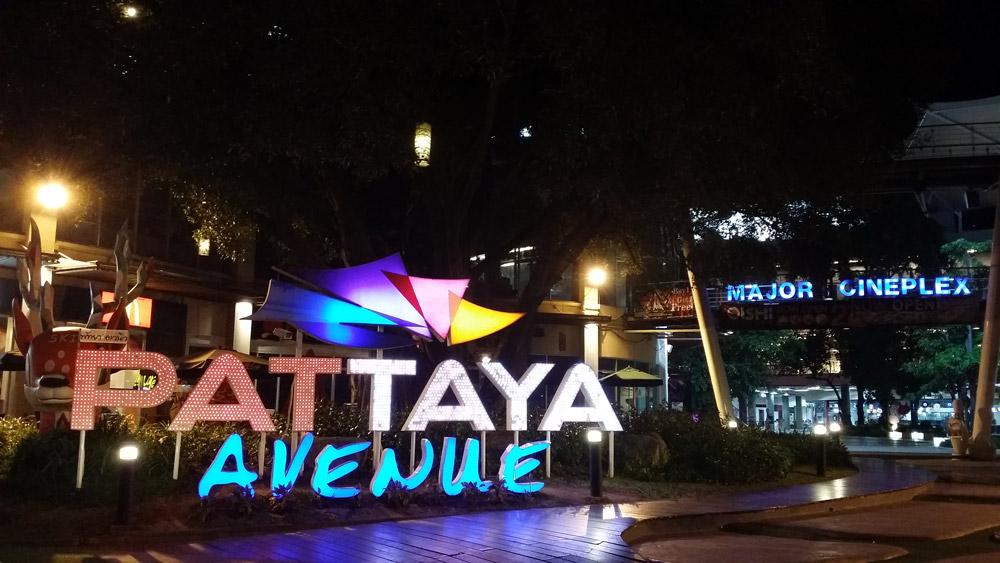 Taxi Airport Pattaya | Pattaya Avenue Cineplex