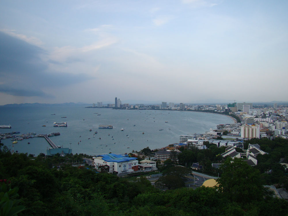 Taxi Airport Pattaya | Coast Line