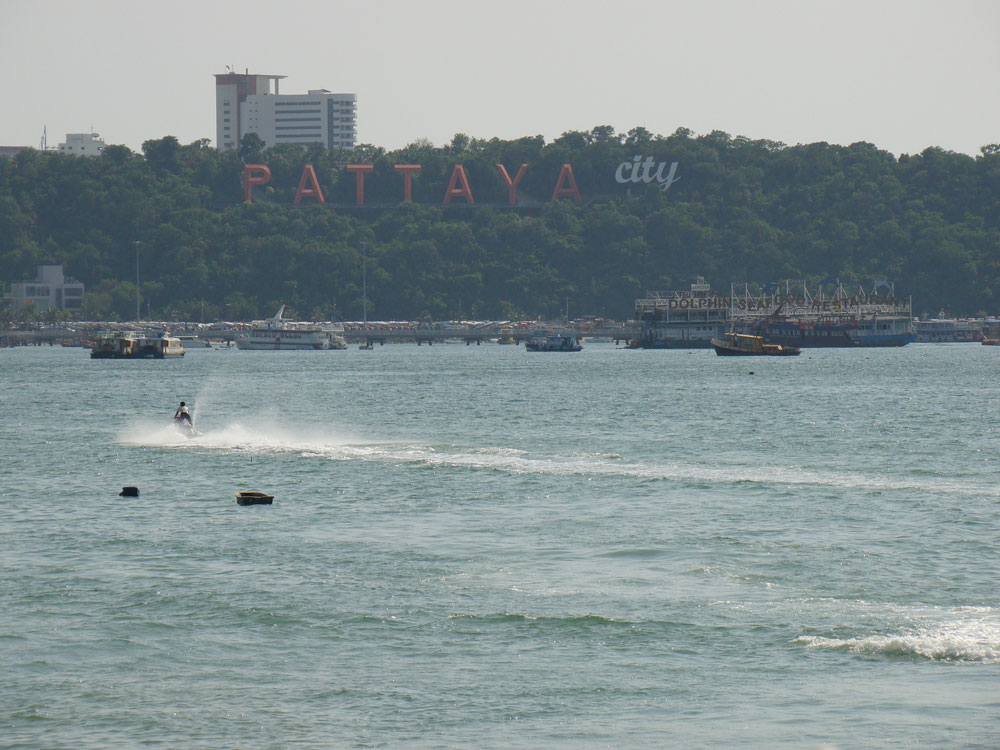 Taxi Airport Pattaya | Pattaya City Sea Coast